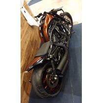 Body Kit Em Fibra Para Harley Davidson Nightrod