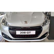 Peugeot 208 Gt 1.6 0km Formularios Incluidos