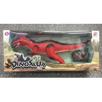 Dinosaurio Articulado Luz Y Sonido A Pila Art Tt347