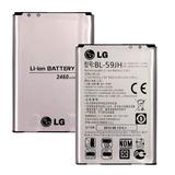 Bateria Bl-59jh Bl 59jh Lg Optimus P714 P716 Original