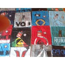 Kit C/ 10 Camisetas Camisas Masculinas Varias Marcas Famosas