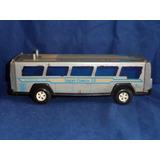 Raro Ônibus Cometa Miniatura 27cm Bandeirantes Com Defeito