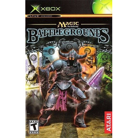 Jogo Raro Magic The Gathering Battlegrounds Para Xbox A6230