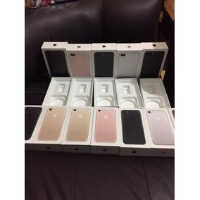 Cajas. De Iphone. 7. Normal Y Plus. Con Manuales Originales