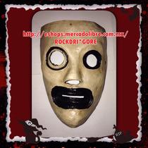 Máscara,máscaras Corey Taylor, Slipknot, Halloween,