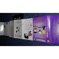 Snoopy Cassete Clasicos En Instrumentos De Juguete Childs