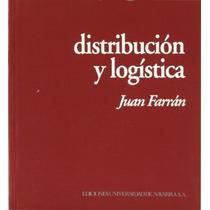 Distribución Y Logística (colección Manuales Ie Envío Gratis