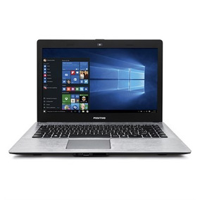 Notebook Positivo Premium Xr7550 Core I3 4gb 500gb - W10