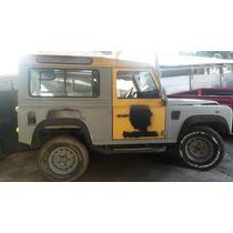 Sucata Land Rover Defender 90,peças Lataria,acabamentos !