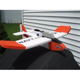 Planta Aeromodelo Fácil De Construir E Fácil De Voar
