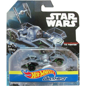 Hot Wheels - Tie Fighter - Carships - Star Wars