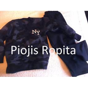 Set Frisado Camuflado Buzo Pantalon Nene Precio X Mayor Ropa