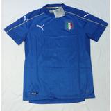 Camiseta Titular Nazionale Italia 2016 Puma Oficial