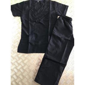 Pantalon O Mono Quirurgico Azul Marino En Taslan T-2xl Plus
