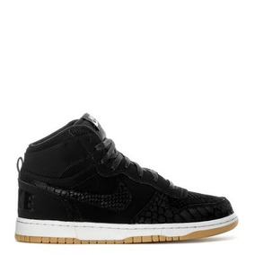 Tenis Nike Big High Lux Black Barato Original
