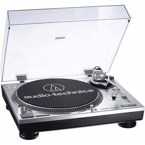 6m Garantia Toca Disco Audio Technica At Lp120 Lacrada