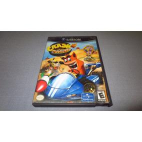 Crash Nitro Kart Gamecube Juegazo De Carreras **4 Players**