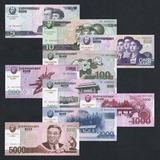 Set Billetes Korea Norte