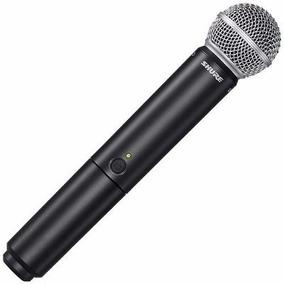 Microfone Sem Fio Shure Blx24 Sm58 - P R O M O Ç Ã O