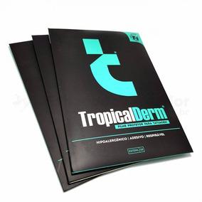 Tropicalderm Filme Protetor P/ Tatuagem Envelope C/ 7 Filmes