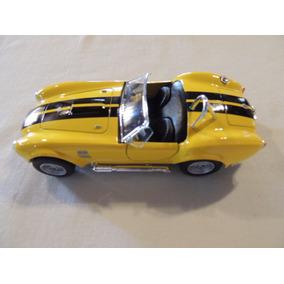 Miniatura Shelby Cobra 427 Slc 1965 1/32