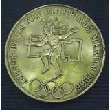 Moneda De 25 Pesos 1968, Olimpiadas
