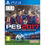 Pes 2017 Ps4 | Digital | Entrega Inmediata Oferta