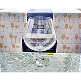 Conjunto De 6 Taças De Cristal Para Conhaque Importadas