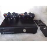 Xbox360 Destravado Com 300 Jogos No Hd , Sao 2 De 1t Cada