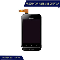 Sony Xperia Tipo Dual Display Y Touch St21 / St21i / St21a
