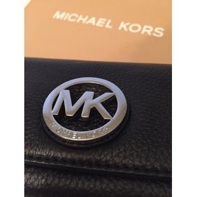 Cartera Mk (michael Kors) 100% Piel, Original Y Nueva.