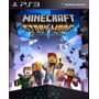 Minecraft Story Mode Ps3 Temp Completa 1 Al 5 Español Lgames