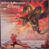 Ingwie Malmsteen - Trilogy - Vinilo Lp Brasil 1986 Impecable