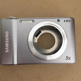 Carcaça Completa Com Placa Mãe Câmera Digital Samsung St66