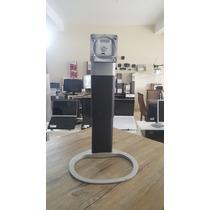 Base Pé Monitor Lcd Led Universal C/ Ajuste D Altura 7,5x7,5