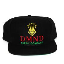 Boné Snapback Supply Co Diamond Dmnd Preto