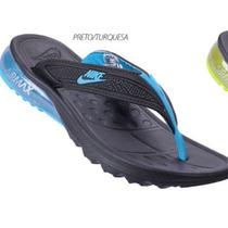 Chinelo Sandália Nike Gel Air Max Frete Gratis