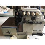 Overlock Industrial 4 Hilos/ Máquina De Cocer Overlock
