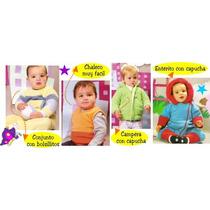 Patrones Moldes De Ropa Para Bebes Y Niños Lenceria + Videos