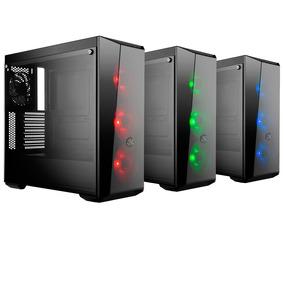 Gabinete Gamer Cooler Master Masterbox Lite 5 Rgb Usb 3.0