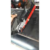 Rabeta Honda Today-125 Preta 94 Adesivada
