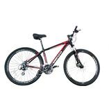 Bicicleta Aro 29 Venzo Com Kit Shimano Altus Hidraulico 24v