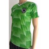 Camiseta Retro Alemania 1990 Lothar Matthaus