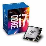 Procesador Intel 3.6ghz Core I7 7700 7ta Generacion