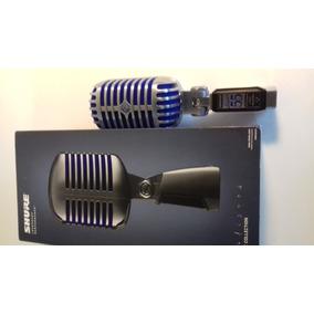 Microfono Shure Super 55 Profesional