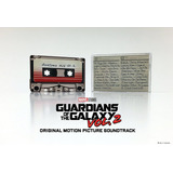 Cassette Guardianes De La Galaxia Awesome Mix Vol 1 O 2