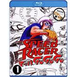 Speed Racer Meteoro Serie Completa 5 Bluray-hachi Anime
