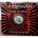 Whitesnake - Made In Japan (2013) 2 Cds 1 Dvd