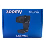 Webcam Usb Solarmax Zoomy 400