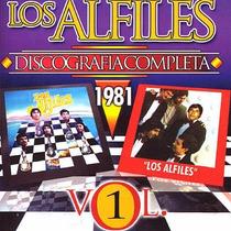 Los Alfiles - Discografia Completa Vol 1 - Los Chiquibum